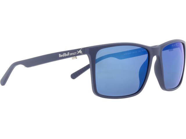 Red Bull SPECT Bow Zonnebril Heren, blue/smoke-blue